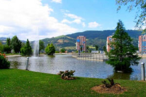 Parque en Barakaldo